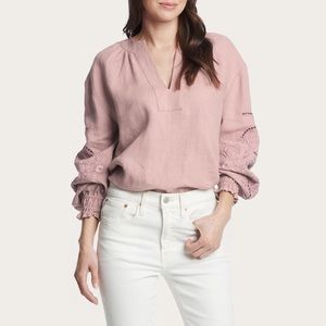 NWT Frye The Poet Blouse size XS